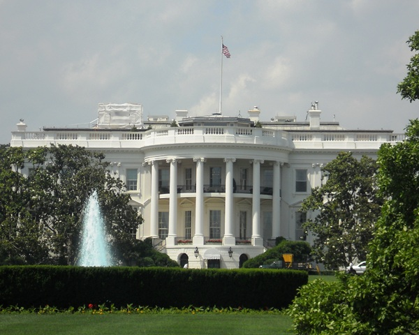 Wednesday, May 25th – Destination: The White House